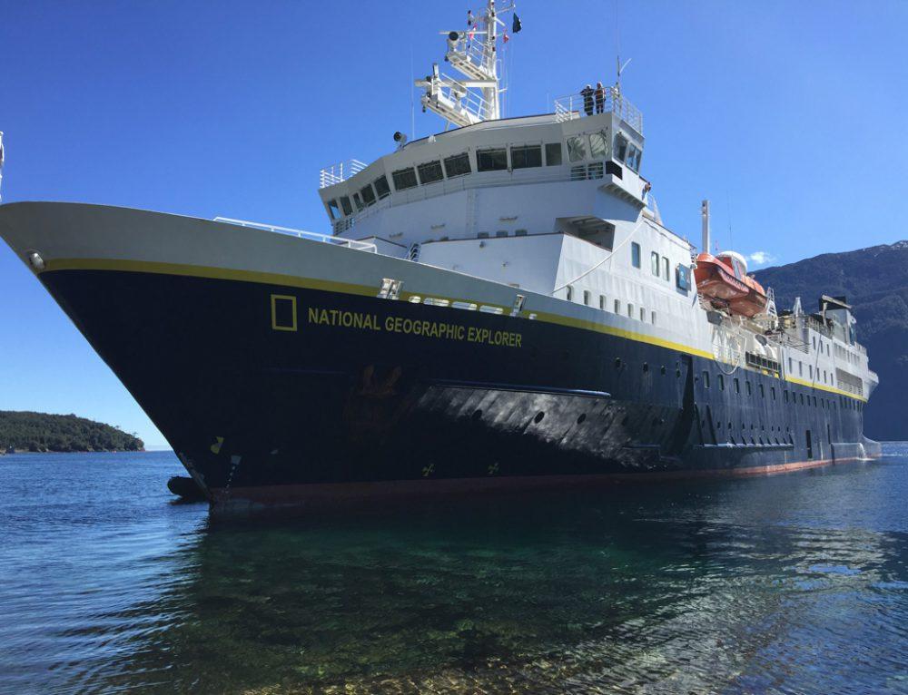 La visita del National Geographic Explorer