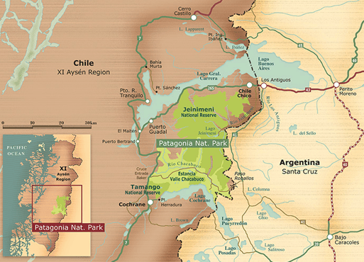 Patagonia Future National Park